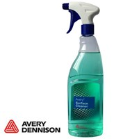 Avery Dennison Surface Cleaner