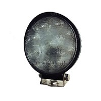 Round 9 LED Work Lamp
