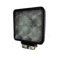 Square 9 LED Work Lamp