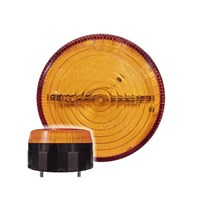Low Profile Industrial Beacon Amber