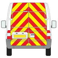 Ford Transit Full Chevron Kit ( 2006 - 2014) (Medium roof H2) Engineering Grade