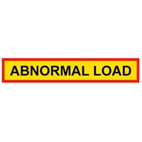 Type 4 Abnormal Load self adhesive 1265 X 225mm