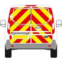 Ford Transit Connect Full Kit Chevron Kit (2014 to 2019) 3M Diamond Grade