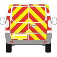 Fiat Scudo Full Chevron Kit (2007 - 2019) Engineering Grade