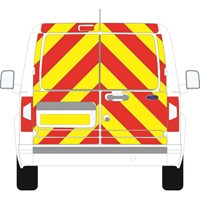 Ford Transit Connect Full Chevron Kit (2002 - 2014) (Low roof H1) Engineering Grade