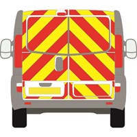 Vauxhall Vivaro Full Chevron Kit (2001 - 2013) (Low roof H1) Engineering Grade