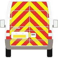 Ford Transit Full Chevron Kit (2000 - 2006) (Medium roof H2) Engineering Grade